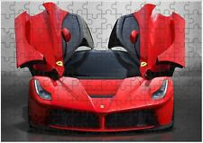Ferrari LaFerrari A4 JIGSAW Puzzle Birthday Christmas Gift (Can Be Personalised)