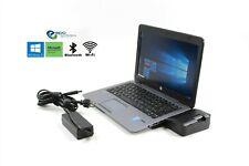 """12.5"""" HP EliteBook 820 G2 Bundle i7-5600U 2.6GHz 256GB SSD 8GB RAM W10P"""