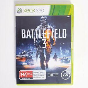 Battlefield 3 - Microsoft Xbox 360 - Free Postage