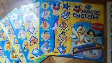 CHILDREN Magazine lot papers No 1 - 10 SERBIA ENGLISH LEARN LANGUAGE WALT DISNEY