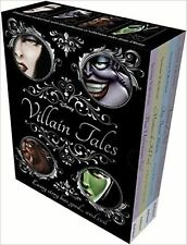 Disney Princess - Mixed: Villain Tales (Slipcase Villains Disney) New Book