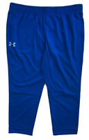 UNDER ARMOUR Mens HIIT Woven Training Athletic Pants Blue 1271949 NWT $60 3XL