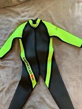 Henderson Full Wetsuit Size S Scuba Diving Suit 2mm