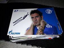 Signierte AK Vicente Sanchez FC Schalke 04   NEU