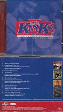THE KINKS  Limited Edition Compilation 1  rare promo CD sampler with PicCover