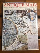 Antique Maps By Douglas Gohm, Of Europe, The Americas, West Indies, Australasia.