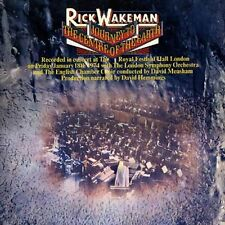 RICK WAKEMAN : JOURNEY TO THE CENTRE OF THE EARTH   (CD) Sealed