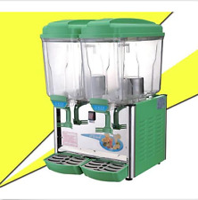 30L Double cylinder Cold and Hot Drink machine Juice Beverage dispenser  b