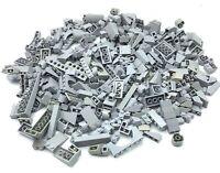 LEGO LOT OF GREY BRICK PIECES MIXED PARTS MOC BUILDING ASSORTMENT