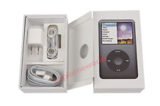 """""""Packaging Box Only"""" For iPod Classic 7th Generation 160GB Black Brand New"""
