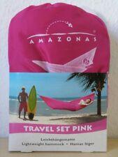 Amazonas Travel Set Pink Hängematte 275 x 140 cm Leichthängematte AZ-1030270