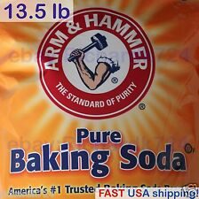 Arm & Hammer Bicarbonate of Soda -13.5 LB - Thirteen and a Half Pounds FAST SHIP