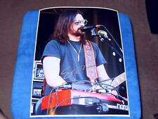 Shooter Jennings Hand Signed 11x14 Photo Autograph Music Guitar Picture