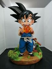 Dragonball Children Goku With Lighting Four Stars Dragonball Collectibles Figure