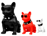 NEW Super Bass Bulldog Wireless Bluetooth Speaker Mini Stereo Sound TF Aux FM