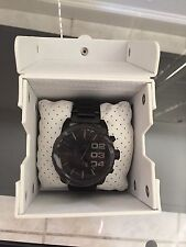 Diesel Double Down Watch Dz4207 50mm Black and Bold