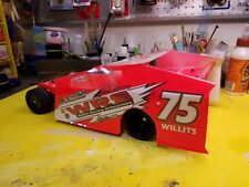 "Plans for ""IMCA Style"" Modified Race Car to fit RJ Speed's New Spec 10 Chassis"