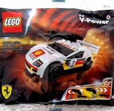 LEGO 30192 Racers Ferrari F40 Shell Promo Polybag Chinese Version  NEW/SEALED