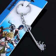 NEW! Kingdom Hearts Weapon Metal Keychain Key Ring Pendant Anime Cosplay #475 AU