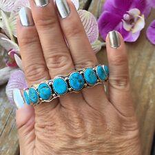 NEW Turuqoise Navajo Cuff | Navajo Jewelry | Boho | Indian Cuffs