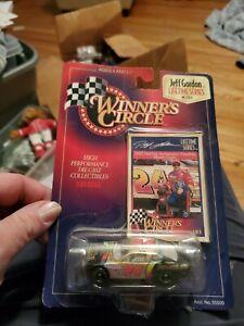 Jeff Gordon 1/64 Winners Circle 1997 Lifetime Series 2 Of 6 New Nascar DieCast