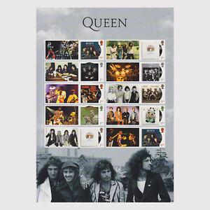 2020 Music Giants: Queen Album Covers Collector/Generic/Smiler Sheet
