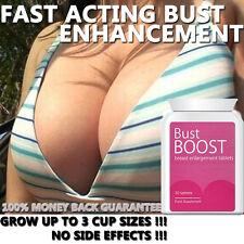 BUSTO impulso al seno allargamento Pillole boobjob BIG BOOBS Fuller più accattivante