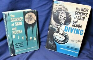 Vintage Scuba ALERT!! Rare, Odd BOOK SET (2) - Top Condition, Hard to Find! LOOK
