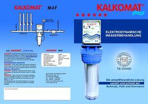 KALKOMAT  Wasseraufbereitung  Filter  gegen Kalk + Rost   Sonderpreis Neugerät