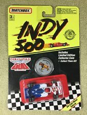 1991 Matchbox RAY HARROUN 1st Indy / #76 Indy 76h Indy Car 1/64 Limited Diecast