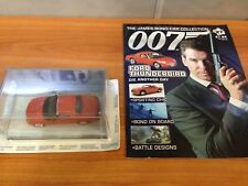 James Bond Car Collection No 27 - Ford Thunderbird - Die Another Day + Magazine