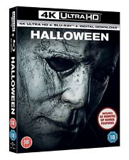 Halloween (4K Ultra HD + Digital Download) [UHD]