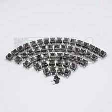 50 pz pulsanti da circuito stampato miniaturizzati 6x6x5 - ART. ED02