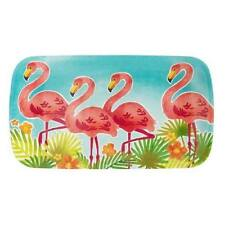 Flamingo Melamine Serving Party Tray
