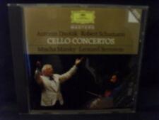 Dvorak/schumann-Cello concertos-Maisky/Ambre