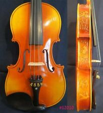 Strad style SONG Brand Maestro violin4/4,carved constellations on the rib #12010