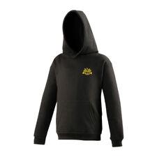 I Love Heart North Kesteven Black Kids Sweatshirt
