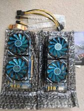 2x Sapphire HD 7870 OC gaming graphics cards with Gelid IcyVision