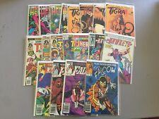 Avengers Characters Lot 2--Hawkeye,Falcon,Hercules,Tigra