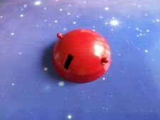 "Doctor Who Classic Dalek Dome Gloss Red Custom Spares Parts 5"" Figure"