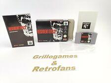 "Nintendo 64 Spiel "" Resident Evil 2 "" N64 | Ovp | Pal"