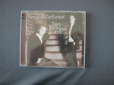 CD THE VERY BEST OF SIMON & GARFUNKEL - TALES FROM NEW YORK - 2 CDs