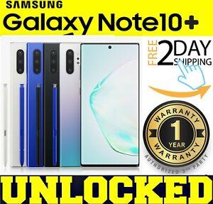 Samsung Galaxy NOTE 10 PLUS N975U1 256GB / 512GB (FACTORY UNLOCKED) ❖SEALED❖w