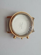 Very Rare Nos charles gigandet case plated 37mm for valjoux 7733