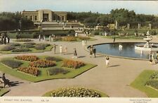 Postcard - Blackpool - Stanley Park - (KBL 104)