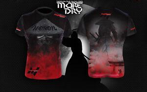 HighType Samurai Honor BJJ Rash Guard Vale Tudo Shorts MMA Fightwear Compression