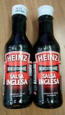 Heinz Classic WORCESTERSHIRE / ENGLISH SAUCE 150 gr x 2 pack