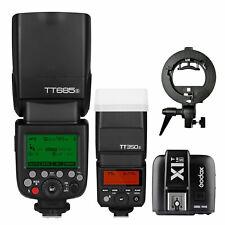 Godox TT685S TTL HSS Blitzgeräte + Mini TT350S Blitz + X1T-S Trigger Für Sony