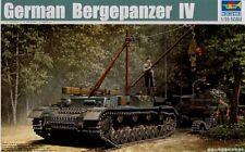 Trumpeter 1/35 GERMAN Bergepanzer IV # 00389