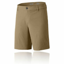 Pantalones y pantalones cortos de acampada de hombre en color principal marrón